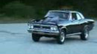 66 chevelle ss 540