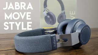 Jabra Move Style Headphone Review - Great Work From Home Headphones
