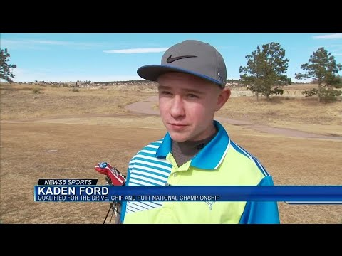 Kaden Ford headed to Augusta National for Drive, Chip and Putt National Championship