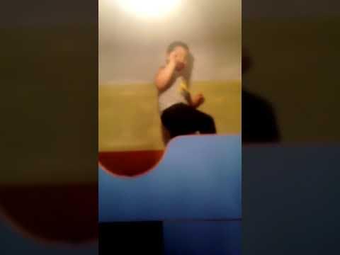 Танец перед сном