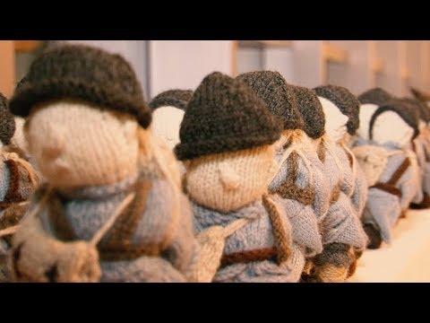 Une Armée de laine au Musée des beaux-arts de Montréal | Montreal.TV