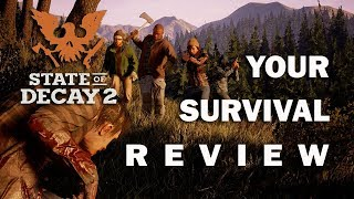 STATE OF DECAY 2 REVIEW - Will You Survive? (Video Game Video Review)