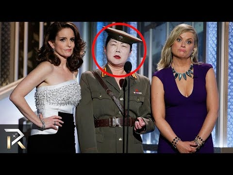 10 Most AWKWARD Golden Globe Moments That Can't Be Unseen