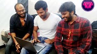 ACHAMINDRI Trailer Launch by Actor Vishal