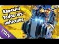 LEGO Movie The Videogame - Personajes y Vehiculos de la Sala de Bonificación - Especial 3 - HD 720p