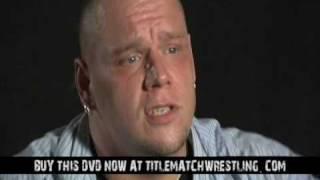 Axl Rotten Shoot Interview: ECW Backstage Stories