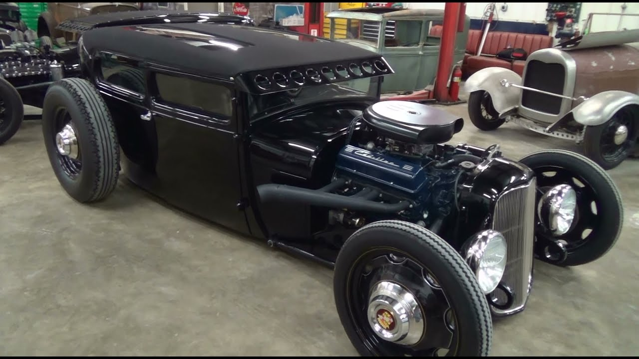 29 ford hot rod all cash 39 d out discovery rebel road youtube. Black Bedroom Furniture Sets. Home Design Ideas