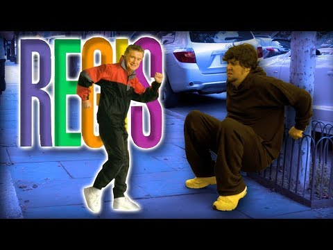 Regis Philbin's Epic Workout - JonTron