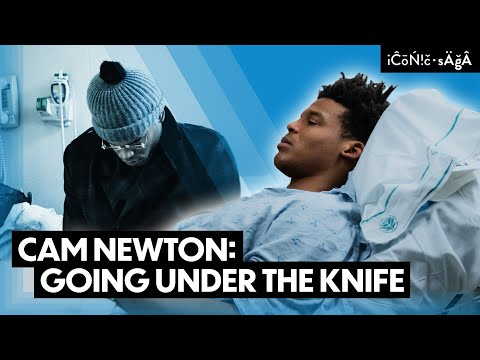 DZL - Cam Newton starts YouTube channel and first episode documents his surgery.