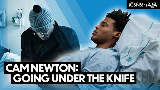 what's wrong with my shoulder? | Cam Newton Vlogs