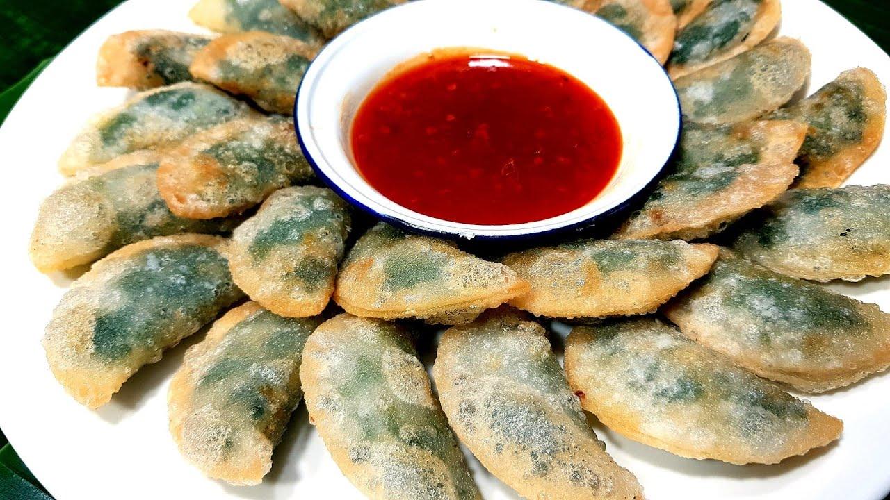 944 กุยช่ายทอดลำพูน สูตรชลบุรี  กรอบนาน หอมใบกุยช่าย Crispy Fried Chinese  Chive