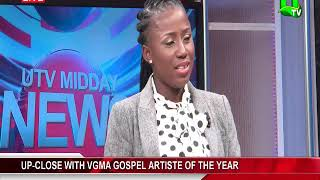 VGMA 2019: Diana Hamilton Grabs Two Awards