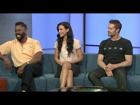 """Colman Domingo & Danay Garcia & Garret Dillahunt on """"Fear the Walking Dead"""" Timeline Secrets"""