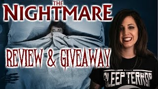 THE NIGHTMARE review and giveaway from SLEEP TERROR Clothing [CONTEST CLOSED]