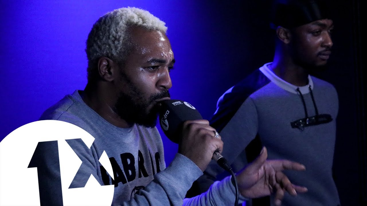 Mez, Nasty Jack and Spooky Set with Sir Spyro on 1Xtra