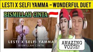Lesti X Selfi Yamma Bismillah Cinta Dangdut Version Live Accoustic Amazing Duet