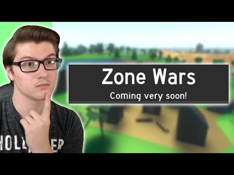 Zone Wars Update Coming To Strucid! (Roblox)