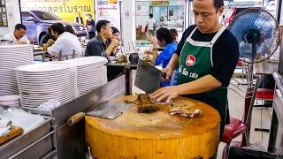 4th Generation Braised Goose in Bangkok: LEGENDARY Thai Chinese Food | ห่านพะโล้ ร้านฉั่วคิมเฮง