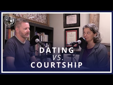 The Difference Between Dating and Courtship
