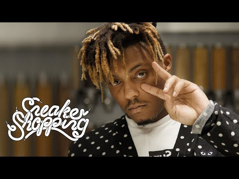 D-Strong - Juice WRLD Talks Kicks!