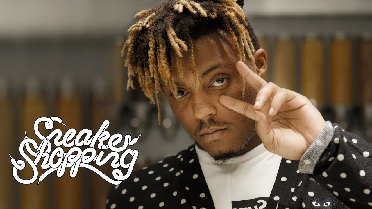 Juice WRLD Goes Sneaker Shopping With Complex image