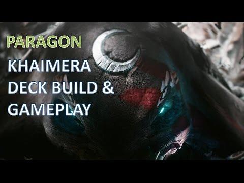 Paragon - Khaimera Deck Build & Gameplay