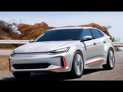 Weltmeister Chinese electric car on road next year