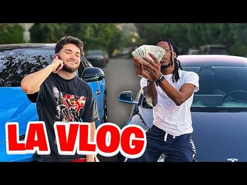 Download Prime FIRST VLOG in LA... **HOUSE TOUR**