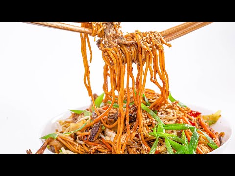 How To Make Easy Lo Mein By Rachael