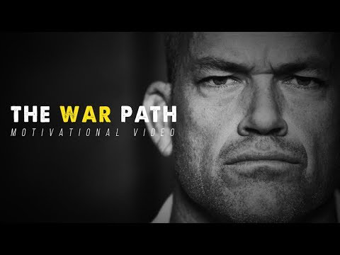 THE WAR PATH - Motivational Video (speech by Jocko Willink)