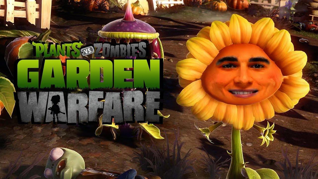 PLANTS VS ZOMBIES GARDEN WARFARE: Assassino de Plantas!!! (Gameplay ...