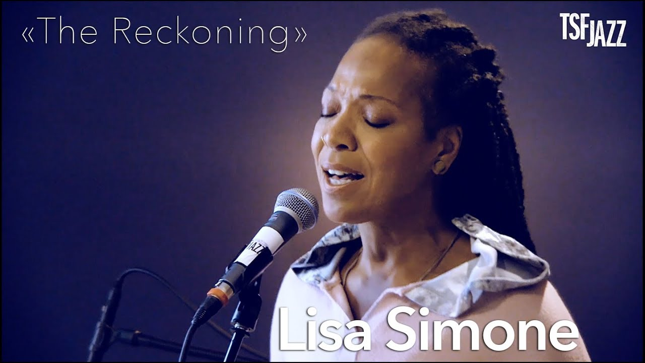 Lisa Simone sur TSF JAZZ! | Hervé Samb on Guitar