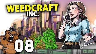 Falência!   Weedcraft Inc #08 - Gameplay Português PT-BR