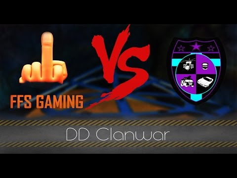 [MTA:SA] DD Clan War | -ffs- (FFS GAMING) 9 : 11 |FT| Fellow Team
