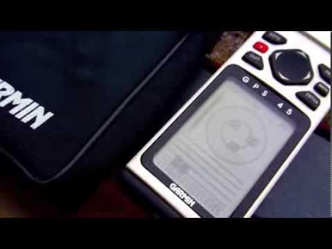 garmin gps 45 for nautical navigation youtube rh youtube com garmin gps 45 manuale italiano garmin gps 45 manual español
