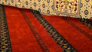 Türkiye'deki Bazı Camilerde Bulunan Sentetik Sağlığa Zararlı Halılar Alerjik Bünyelileri Tıkıyor