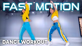 [Dance Workout] Saweetie - Fast (Motion) | MYLEE Cardio Dance Workout, Dance Fitness