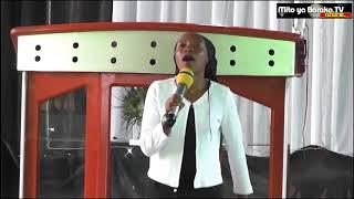 Wimbo huu utabadili Maisha yako - Usirudi Nyuma - Miriam Jackson live at Mito ya Baraka Church