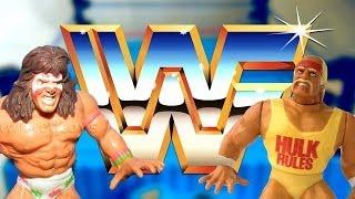 WWF Wrestling Toys {1990}
