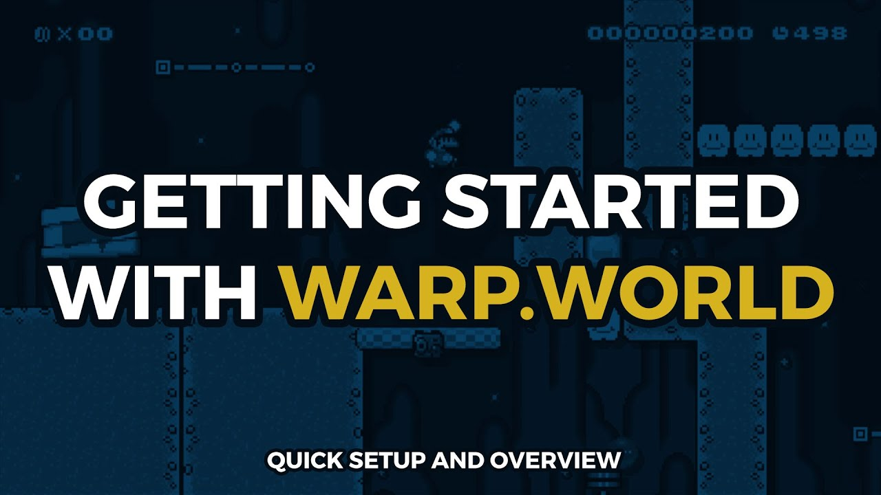 Warp World - Mario Maker Queue System for Twitch Streams