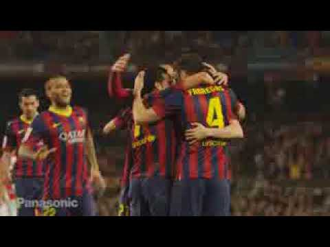 Football Barcelona 4K TV   MESSI Skills and Goals low