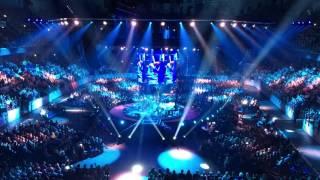 David Garrett - Viva La Vida - Nürnberg November 2016