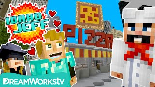 Pizza Thieves in Minecraft | IDAHO JEFF