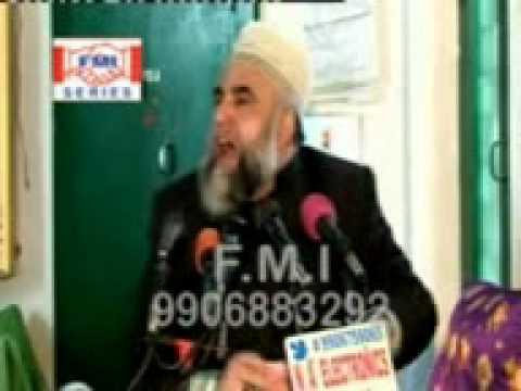 Molana Mushtaq Khan kashmir