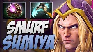 Sumiya Invoker - Smurf-ing? | Dota Gameplay