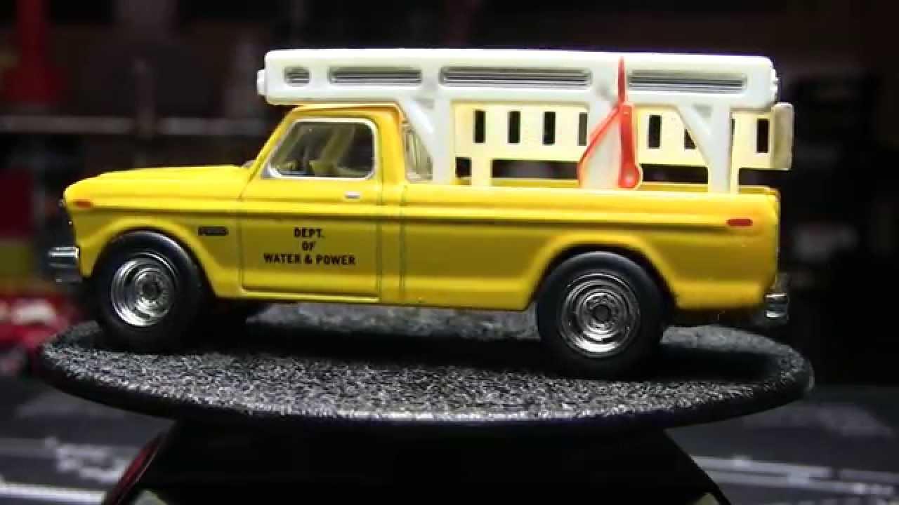 Hot Wheels Retro Entertainment Close Encounters Ford F 250 Youtube Toy Truck Premium