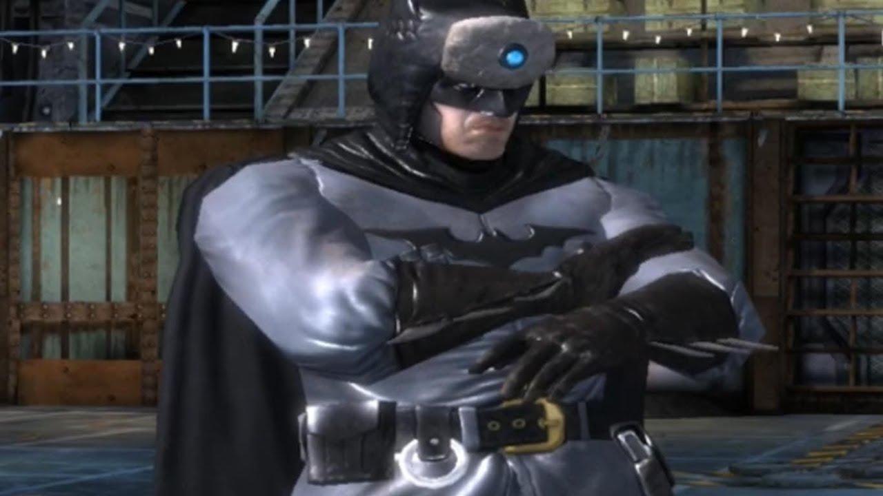 Batman: Arkham Origins -- Red Son Batman Trailer [HD ...