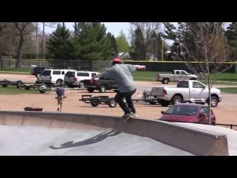 Stevens Point Skatepark 6/9/2013