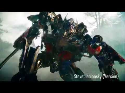 Transformers 2 - Forest Battle (Comparsion) Soundtrack