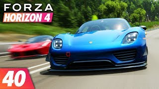 Forza Horizon 4 | Walkthrough Part 40: ALL FINAL RACES